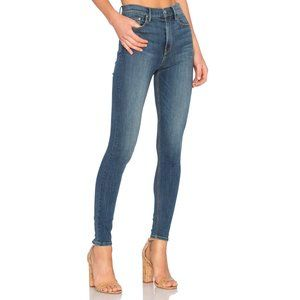 "grlfrnd ∙ kendall 11"" high waisted skinny jeans"
